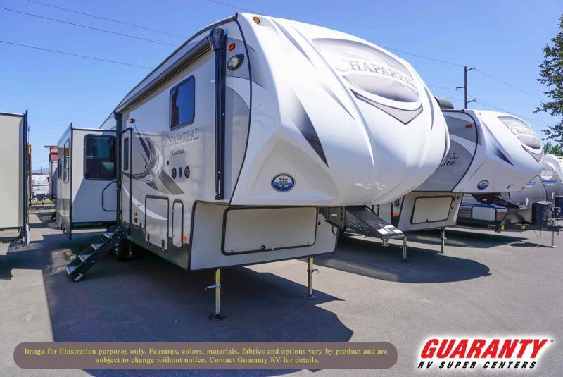2020 Coachmen Chaparral 336TSIK - Guaranty RV Fifth Wheels - T41397