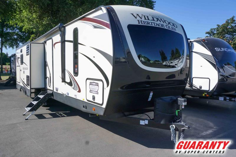 2021 Forest River Wildwood Heritage Glen 273RL - Guaranty RV Trailer and Van Center - T41740