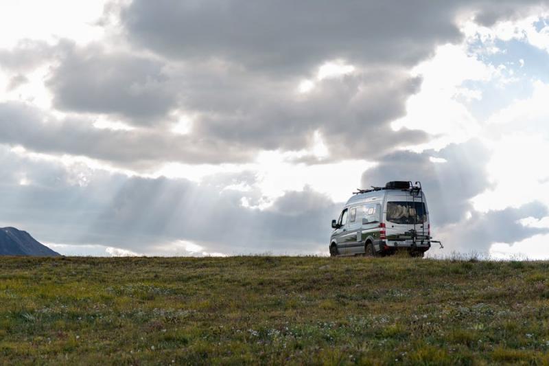 2019 Winnebago Revel 44E - Guaranty RV Trailer and Van Center - T39922