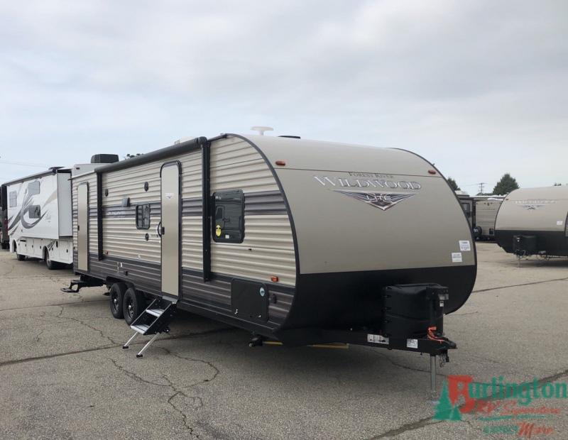 2019 Forest River Wildwood X-lite 263BHXL - BRV - 13404  - Burlington RV Superstore