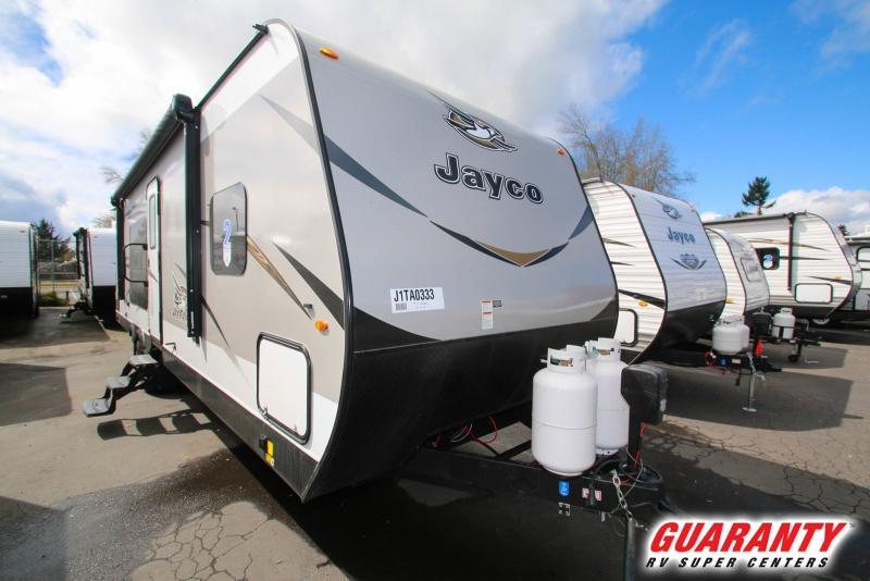 2018 Jayco Jay Flight 29RKS - Guaranty RV Trailer and Van Center - T38672