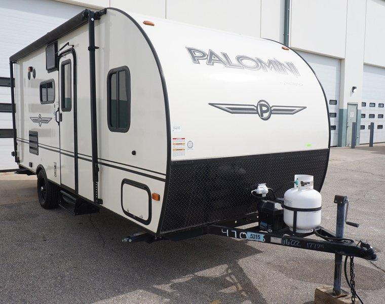 2016 Palomino Palomini 177BH - 12592A  - Burlington RV Superstore