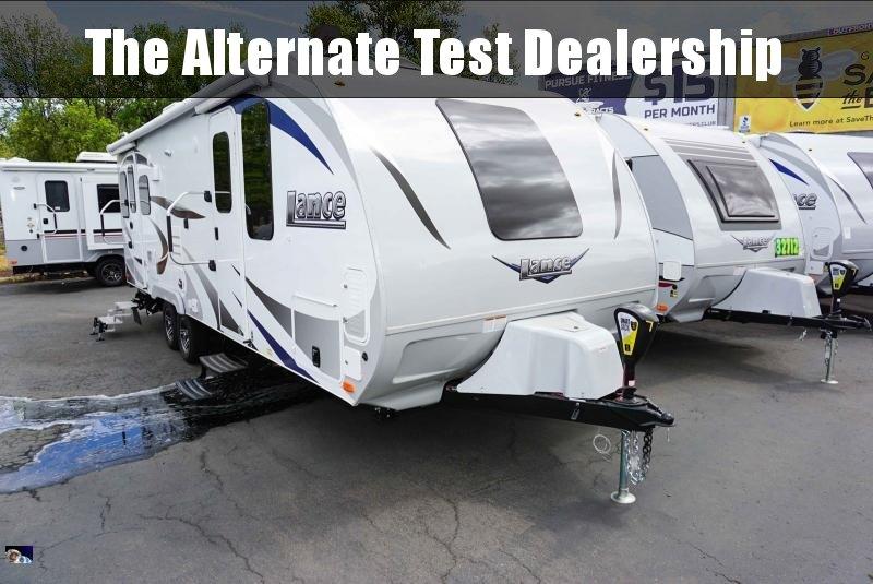 2020 Lance Lance 2375 - Guaranty RV Trailer and Van Center - T40757