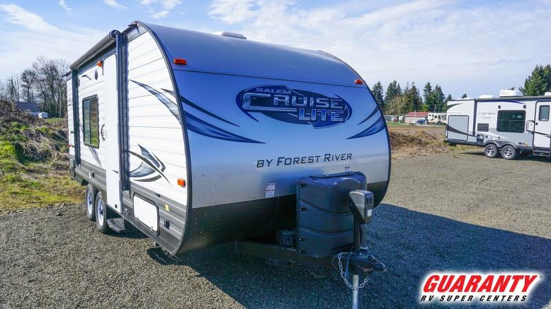2017 Forest River Salem Cruise Lite 171RBXL - Guaranty RV Trailer and Van Center - T39348A