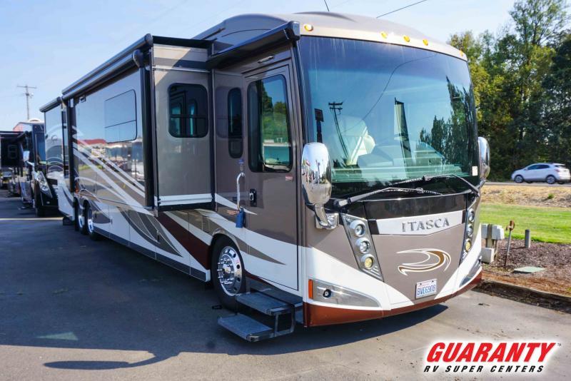 2014 Itasca Ellipse 42QD - Guaranty RV Motorized - SM42538