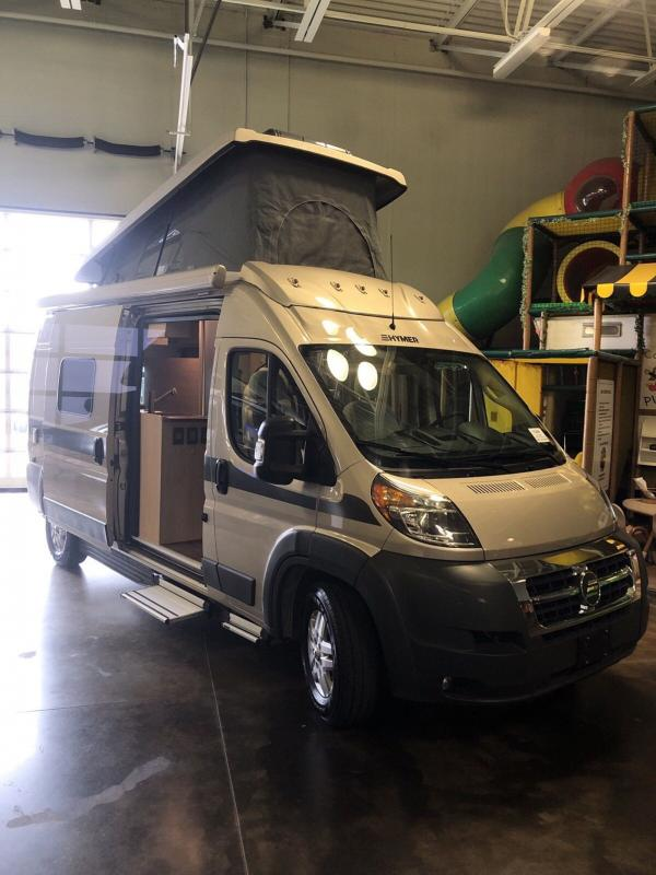 2019 Hymer Aktiv LOFT EDITION - BRV - 13344 - Burlington RV Superstore