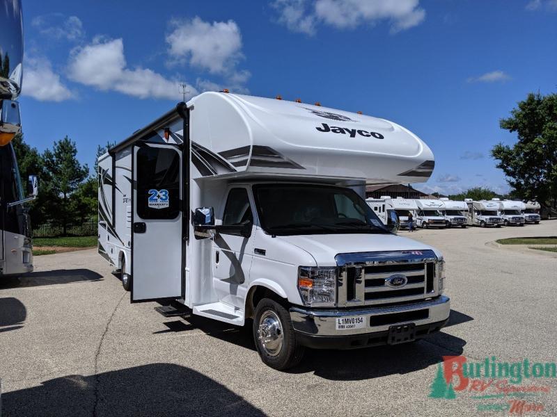 2020 Jayco Greyhawk 29MV - BRV - 13585  - Burlington RV Superstore