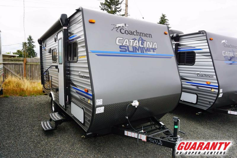 2020 Coachmen Catalina Summit Series 7 172BH - Guaranty RV Trailer and Van Center - T40514