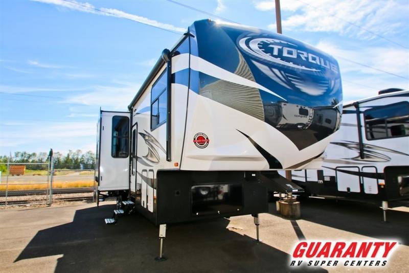 2018 Heartland Torque 345 JM - Guaranty RV Fifth Wheels - T37352
