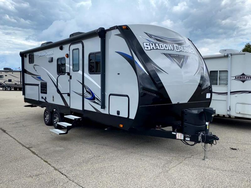 2020 Cruiser Shadow Cruiser 240BHS - Sturtevant, WI - 13864A  - Burlington RV Superstore