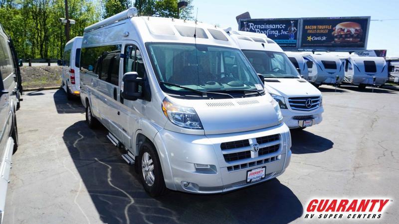 2016 Roadtrek Zion BASE - Guaranty RV Trailer and Van Center - PT3679 | Oregon RVs for Sale | Guaranty RV Super Centers