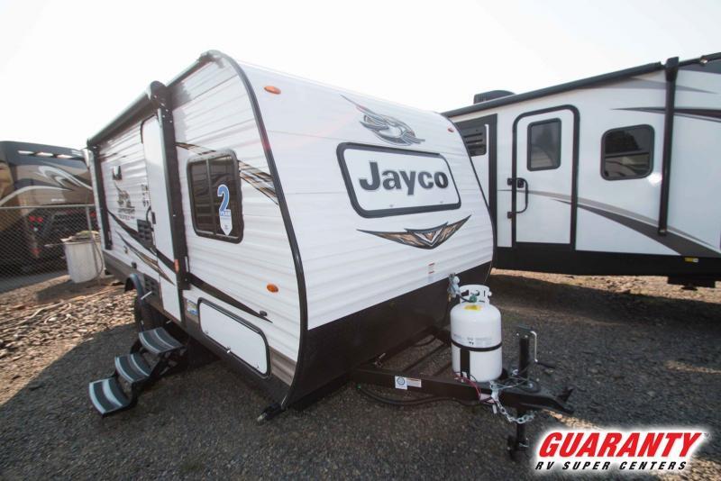 2019 Jayco Jay Flight Slx 7 184BS - Guaranty RV Trailer and Van Center - T39700