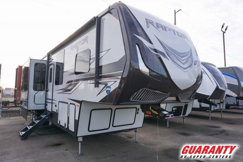 2018 Keystone Raptor 398TS - Guaranty RV Fifth Wheels - T39013A