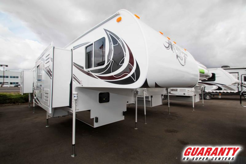 2019 Northwood Arctic Fox Truck Camper 811 - Guaranty RV Fifth Wheels - T38616