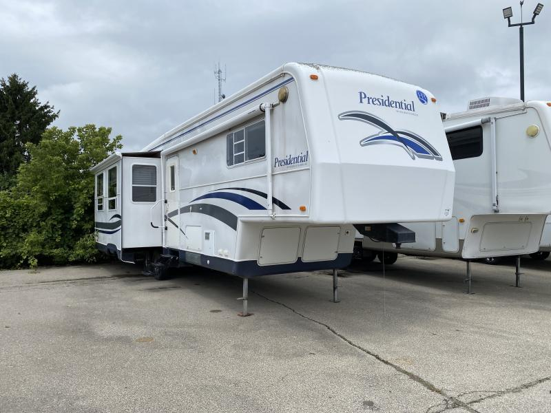 2001 Holiday Rambler Presidential 34SKT - Sturtevant, WI - 13738B  - Burlington RV Superstore