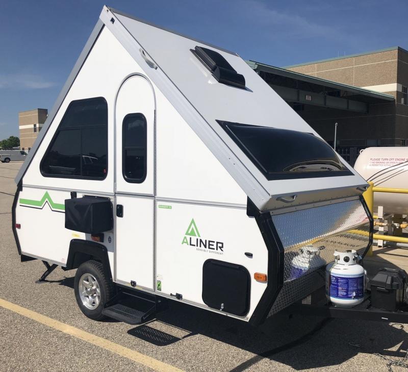 2016 Aliner Ranger 12 - 12711A  - Burlington RV Superstore