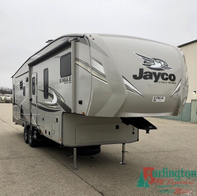 2019 Jayco Eagle Htx 28RSX - BRV - 13298  - Burlington RV Superstore