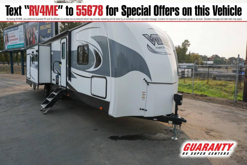 2018 Forest River Vibe West Coast 301RLS - Guaranty RV Trailer and Van Center - ST3933