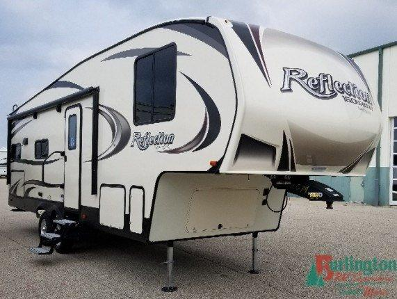 2019 Grand Design Reflection 150 273MK - BRV - 13119  - Burlington RV Superstore