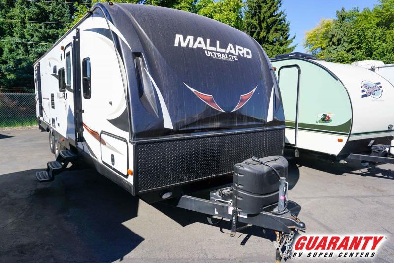 2017 Heartland Mallard 312 - Guaranty RV Trailer and Van Center - PT3791