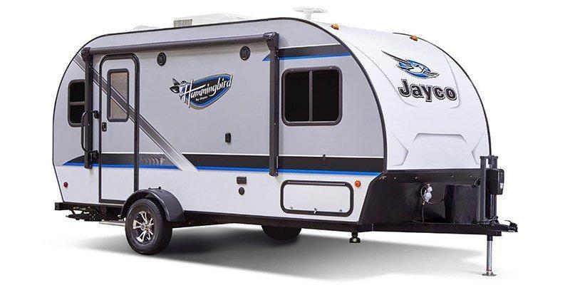 2018 Jayco Hummingbird 17FD - 12742 - Burlington RV Superstore