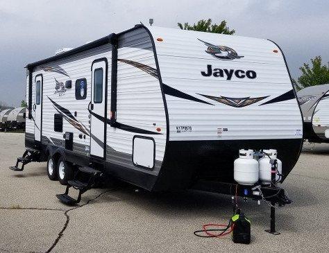 2019 Jayco Jay Flight Slx 244BHS - BRV - 12726  - Burlington RV Superstore