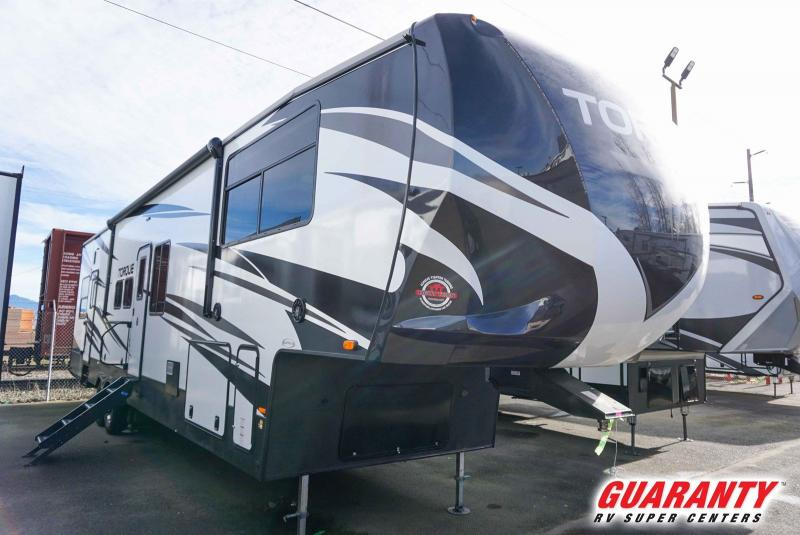 2020 Heartland Torque 373 - Guaranty RV Fifth Wheels - T41283