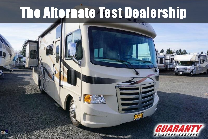 2016 Thor Motor Coach A.C.E. 30.1 - Guaranty RV Motorized - T41126A