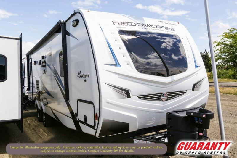 2020 Coachmen Freedom Express Liberty Edition 279RLDSLE - Guaranty RV Trailer and Van Center - T41035