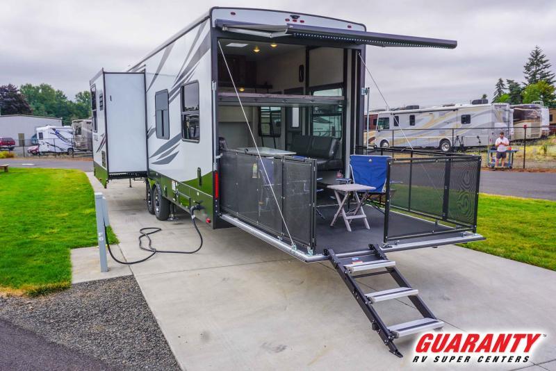 2021 Heartland Torque 378 - Guaranty RV Fifth Wheels - T41825