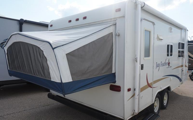 2006 Jayco Jay Feather 19H - 12348A  - Burlington RV Superstore