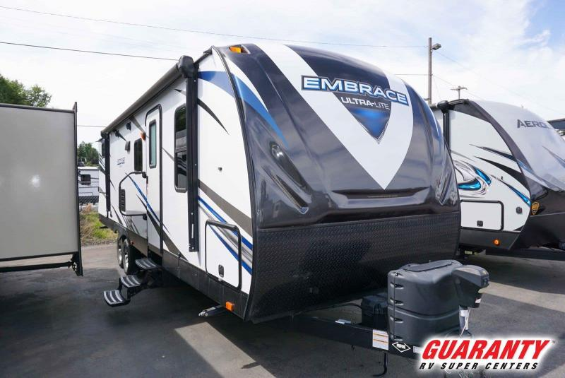 2018 Cruiser Embrace Ultra-Lite EL280 - Guaranty RV Trailer and Van Center - PT3768