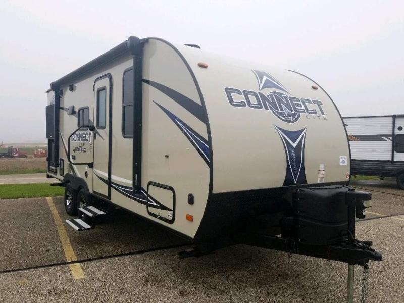 2018 KZ Connect 211RBK - Sturtevant, WI - 13571B  - Burlington RV Superstore