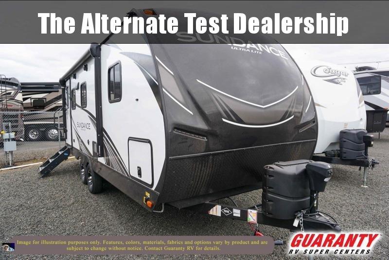 2020 Heartland Sundance Ultra-Lite 221RB - Guaranty RV Trailer and Van Center - T41247