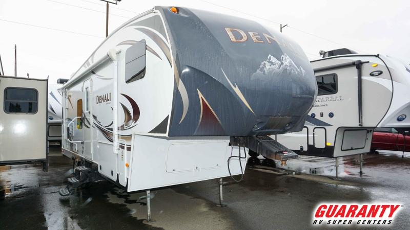 2012 Dutchmen Denali 278RKX - Guaranty RV Fifth Wheels - T37897A