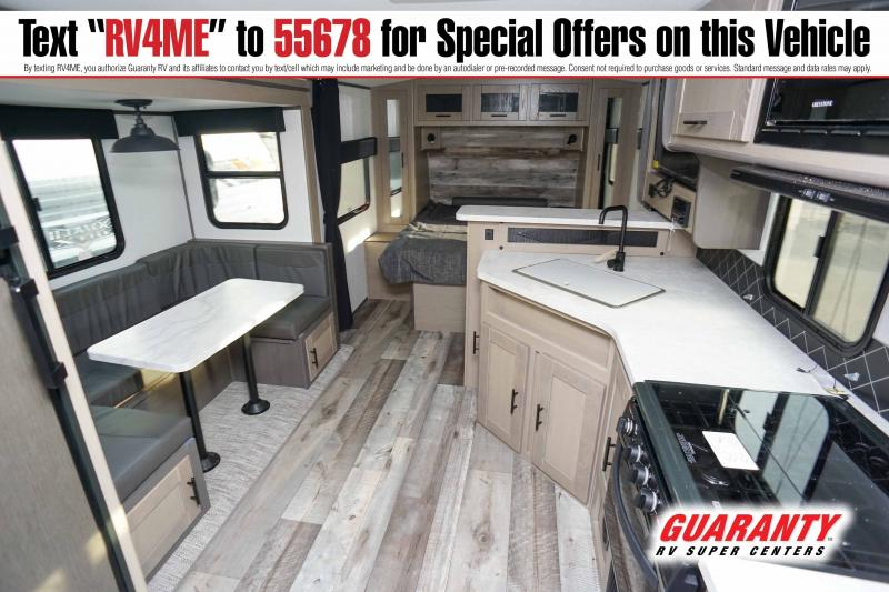 2021 Heartland Sundance Ultra-Lite 221 RB - Guaranty RV Trailer and Van Center - T42649