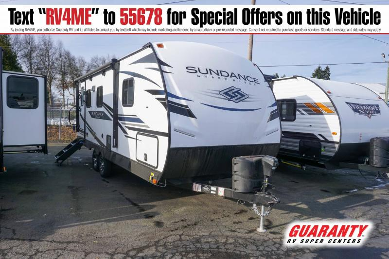 2021 Heartland Sundance Ultra-Lite 221 RB - Guaranty RV Trailer and Van Center - T42649