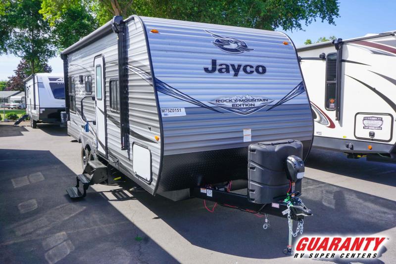 2021 Jayco Jay Flight SLX8 212QBW - Guaranty RV Trailer and Van Center - T41440