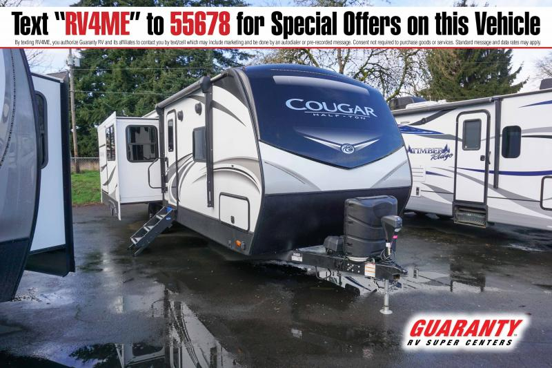 2020 Keystone Cougar Half-Ton 29RLKWE - Guaranty RV Trailer and Van Center - T41698A