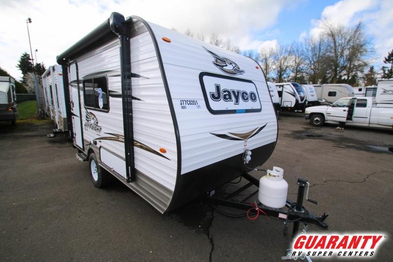 2018 Jayco Jay Flight Slx 7 145RB - Guaranty RV Trailer and Van Center - T38736