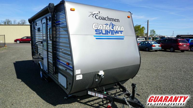 2020 Coachmen Catalina Summit Series 172FSS - Guaranty RV Trailer and Van Center - T40419