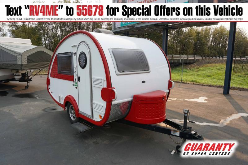 2018 Nucamp Tab 320S - Guaranty RV Trailer and Van Center - PT3973
