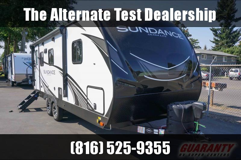 2021 Heartland Sundance Ultra-Lite 221 RB - Guaranty RV Trailer and Van Center - T41878