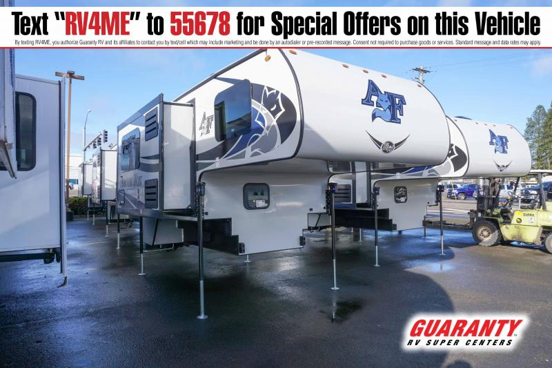 2021 Northwood Arctic Fox Camper 811 - Guaranty RV Fifth Wheels - T42810