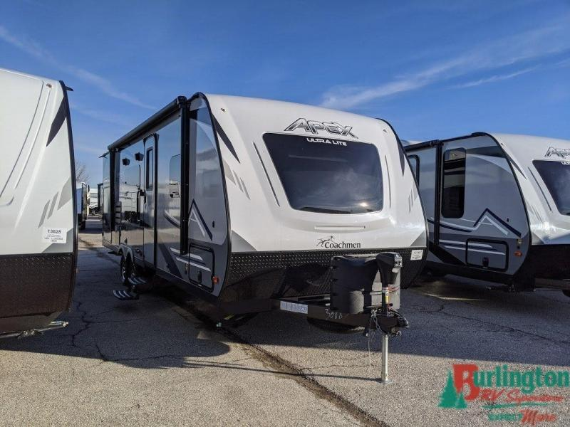 2020 Coachmen Apex Ultra Lite 251RBK - Sturtevant, WI - 13834  - Burlington RV Superstore