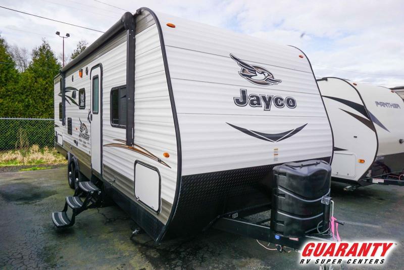 2017 Jayco Jay Flight SLX 267BHSW - Guaranty RV Trailer and Van Center - T40380A