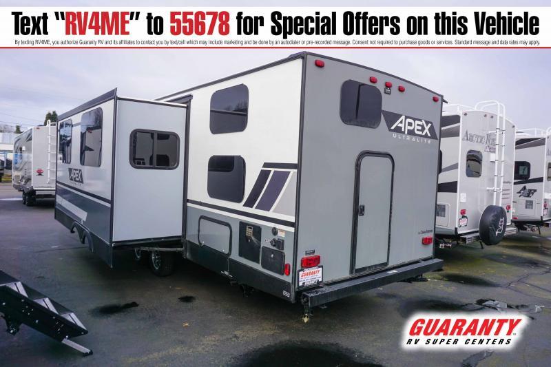 2021 Coachmen Apex Ultra Lite 290BHS - Guaranty RV Trailer and Van Center - T42866