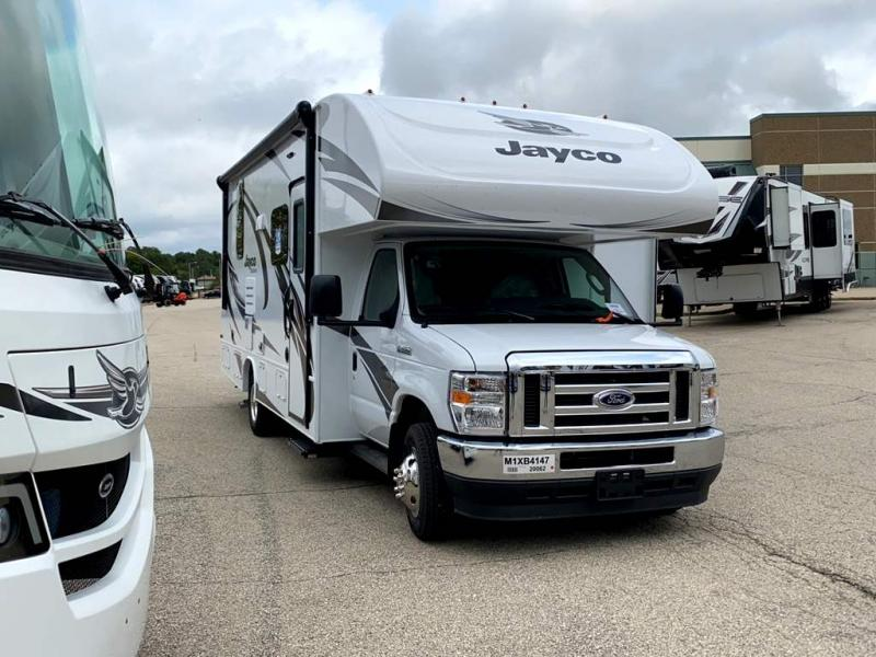 2021 Jayco Redhawk 24B - Sturtevant, WI - 14188  - Burlington RV Superstore
