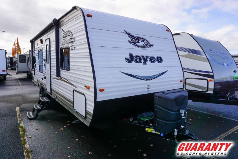2017 Jayco Jay Flight SLX 264BHW - Guaranty RV Trailer and Van Center - T39326A