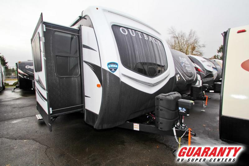 2018 Keystone Outback Super-lite 333FE - Guaranty RV Trailer and Van Center - T38994